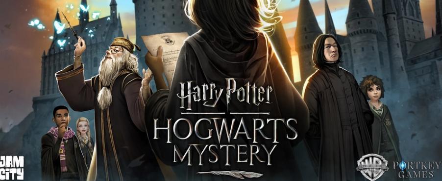 Harry Potter Hogwarts tsis txaus Hack tuam