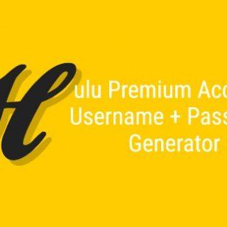 Ioa tomoraa i te aamu ia Hulu Premium + Generator tao huna