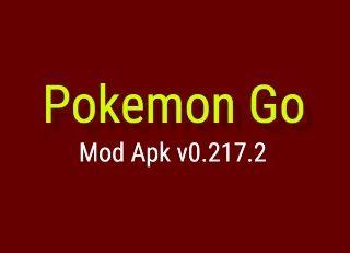 पोकेमोन गो मोड Apk v0.217.2 असीमित सबै कुरा